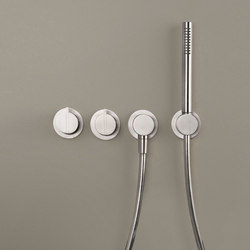 PB SET23 THERM | Thermostatic shower set | Grifería para duchas | COCOON