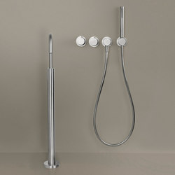 PB SET25 THERM | Complete Thermostatic bath set | Robinetterie de douche | COCOON