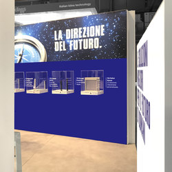 Exhibition | Space design | Privacy screen | Dresswall