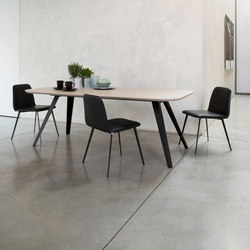 Aky Met table 0094 | Dining tables | Trabà