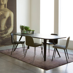 Aky Met | Dining tables | Trabà