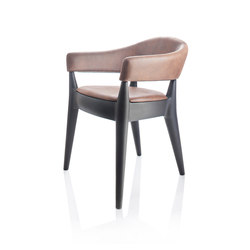 Jo Armchair | Chaises | ALMA Design