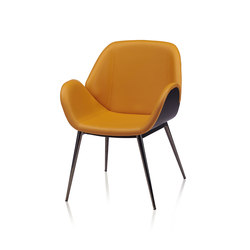 Lips Armlehnstuhl | Stühle | ALMA Design