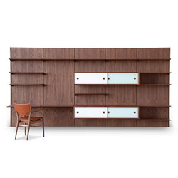 FJ panel system | Rangements muraux | House of Finn Juhl - Onecollection