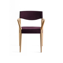 Virna Armchair | Chairs | ALMA Design