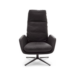 Cordia easy chair, high back | Sillones | COR
