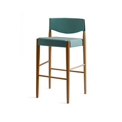 Virna Stool | Taburetes de bar | ALMA Design