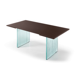 WAVES table | Tables de repas | Fiam Italia