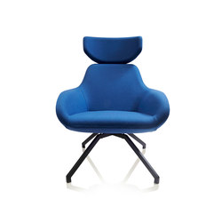 X 2Big Lounge Chair | Sillones | ALMA Design