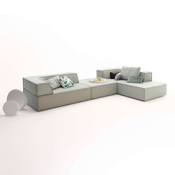 Trio sofa bed | Divani | COR
