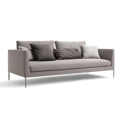 Pilotis sofa | Canapés | COR