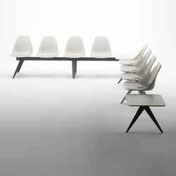 X Beam Sitzbank | Sitzbänke | ALMA Design