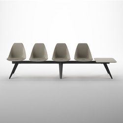 X Beam Bench | Bancos | ALMA Design