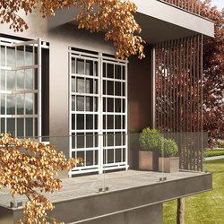 Galatea - Security Grille | Front doors | Di.Bi. Porte Blindate