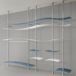 Accessorize | Stream | Shelving | Casali