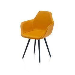 Y Cone Armchair | Armchairs | ALMA Design