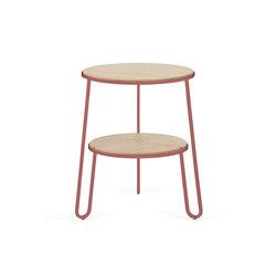 Side table Anatole, pomelo pink | Side tables | Hartô