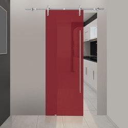 Coulissante Porte⎟Ink Color | Portes intérieures | Casali