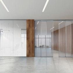 i-Frame Scorrevole interno parete | Tondi | Porte interni | Casali