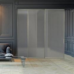 i-Frame Coulissante Porte | Rombi | Portes intérieures | Casali