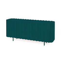 Sideboard Cesar 160cm, petrol blue | Aparadores | Hartô