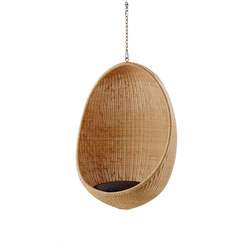 Hanging | Egg | Muebles cocoon | Sika Design