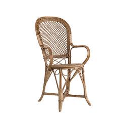 Fleur | Chair | Chaises | Sika Design