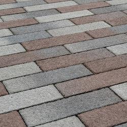 Spring Paveo aubergine | Concrete / cement flooring | Metten
