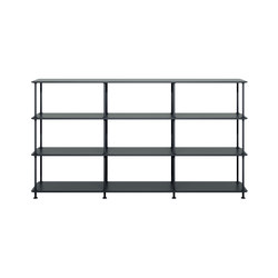 Montana Free (333000) | Wide freestanding shelving | Shelving | Montana Furniture