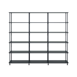 Montana Free (555000) | Large shelf and room divider | Estantería | Montana Furniture