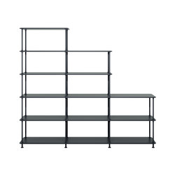 Montana Free (542000) | Shelf with varying heights | Shelving | Montana Furniture