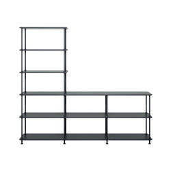 Montana Free (522000) | Large L-shaped shelving system | Shelving | Montana Furniture