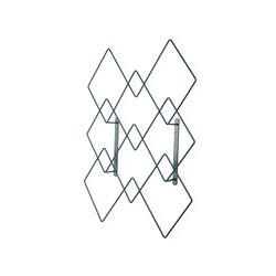 Coat hanger Firmin, petrol blue | Garderoben | Hartô