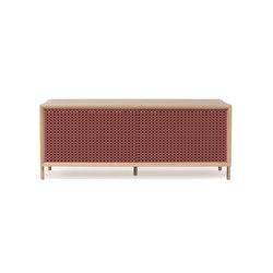 Gabin sideboard 122cm, pomelo pink | Sideboards | Hartô