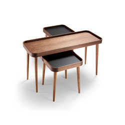 Charly | Nesting tables | Signet Wohnmöbel