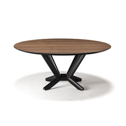 Planer Round Wood | Dining tables | Cattelan Italia