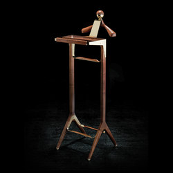 The Classical Valet Stand | Clothes racks | Honorific