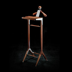 The Classical Valet Stand SS | Servomuti | Honorific