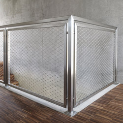 Frames | Metal meshes | Jakob
