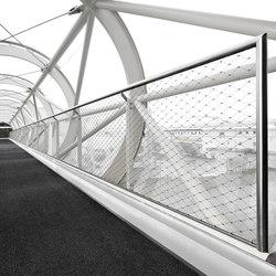 Railing fillings | Metal meshes | Jakob