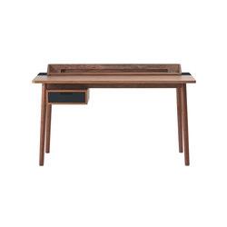 Desk Honore, slate grey | Scrivanie | Hartô