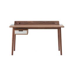 Desk Honore, light grey | Scrivanie | Hartô