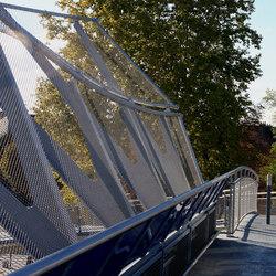 Sécurité des ponts | Toiles métalliques | Jakob