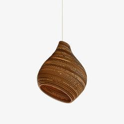 Hive12 Natural pendant- E27 2M cord   Lámparas de suspensión   Graypants
