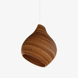 Hive15 Natural pendant- E27 2M cord | Suspensions | Graypants