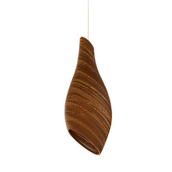 Nest32 Natural pendant- E27 2M cord | Suspensions | Graypants