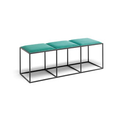 Gotham small bench | Benches | Eponimo