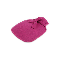 Sophia Hot-water bottle magenta | Cuscini | Steiner1888