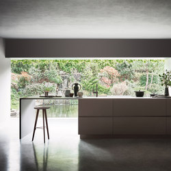 N_Elle | Outstanding Lightness | Modular kitchens | Cesar