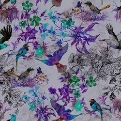Walls By Patel | Funky Birds 2 | Wall coverings / wallpapers | Architects Paper